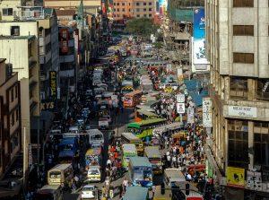 urban sub-saharan africa