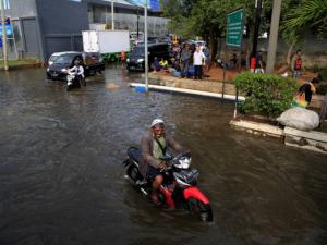 Indonesian flooding