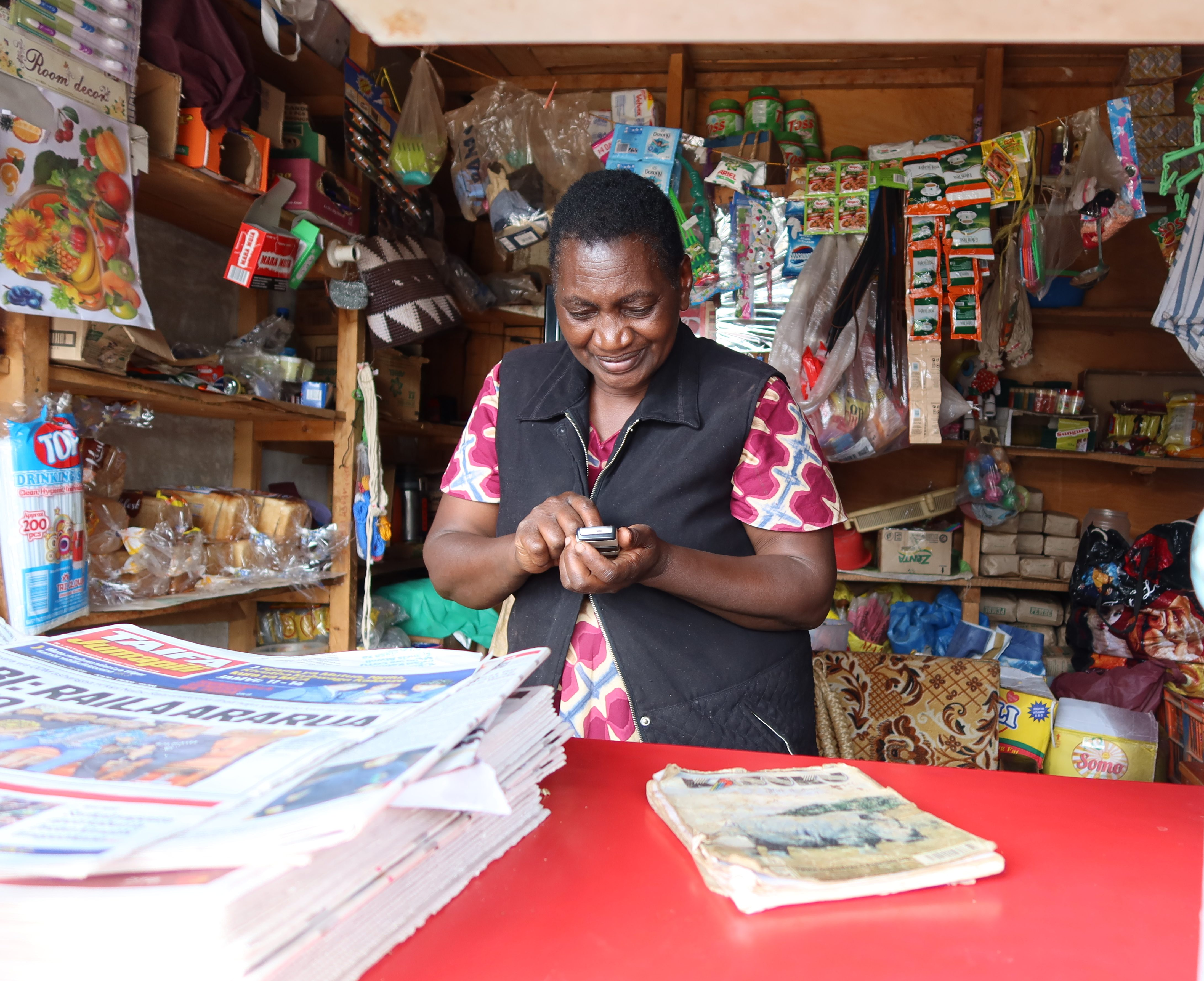 financial inclusion small business africa