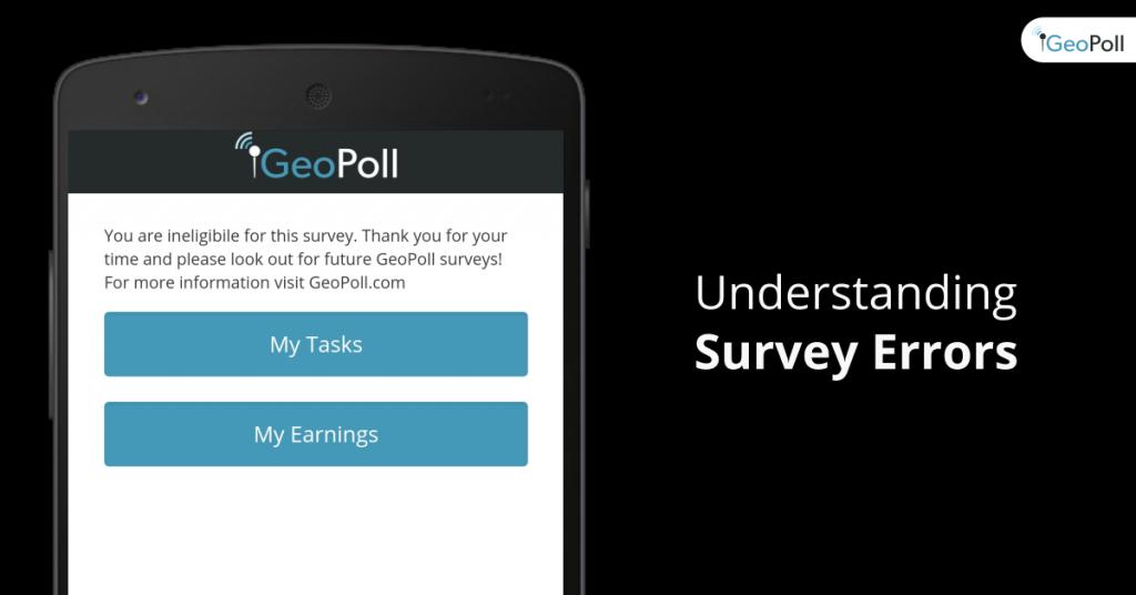 survey errors
