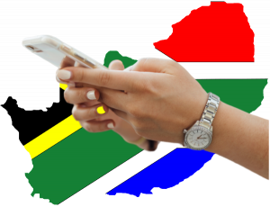 south africa phone usage research report