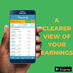 geopoll app earnings