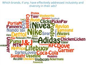 Inclusive Brand advertising